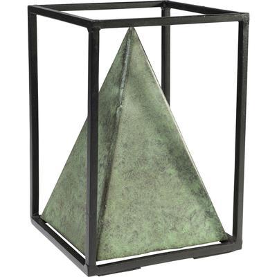 Objeto decorativo Pyramid 25cm