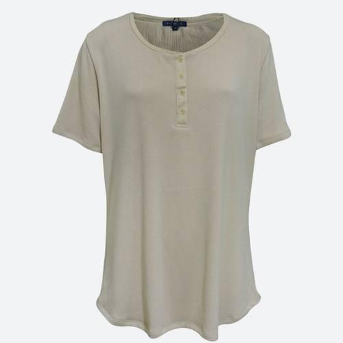 Camiseta 3009 Mantequilla