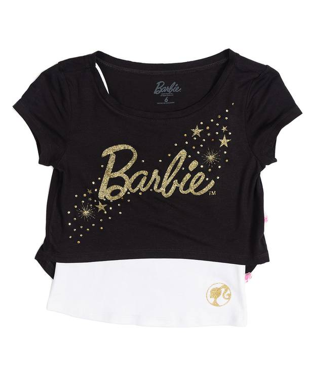 Camiseta Niña Barbie