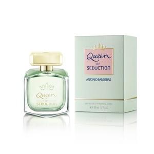 Antonio Banderas Queen of Seduction Mujer EDT  50 ml