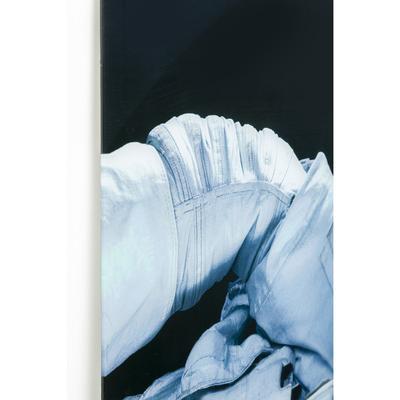 Cuadro cristal Astronaut 120x180cm