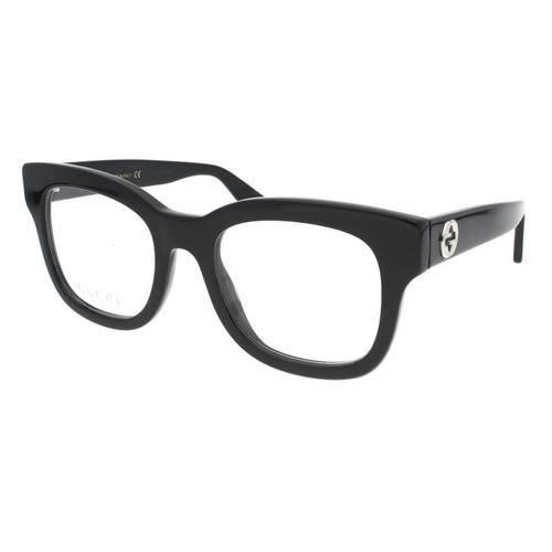 Gafas Oftálmicas Negro 3O-001 Negro - Gucci