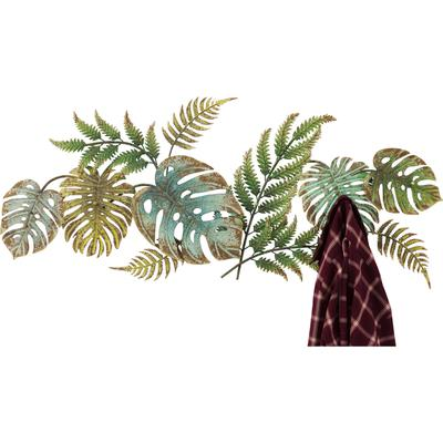Perchero pared Jungle Party Colore