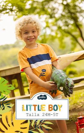 Menu Little boy 1