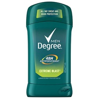 Desodorante Degree Men Inivisible En Barra Extreme Blast 2.7 Oz