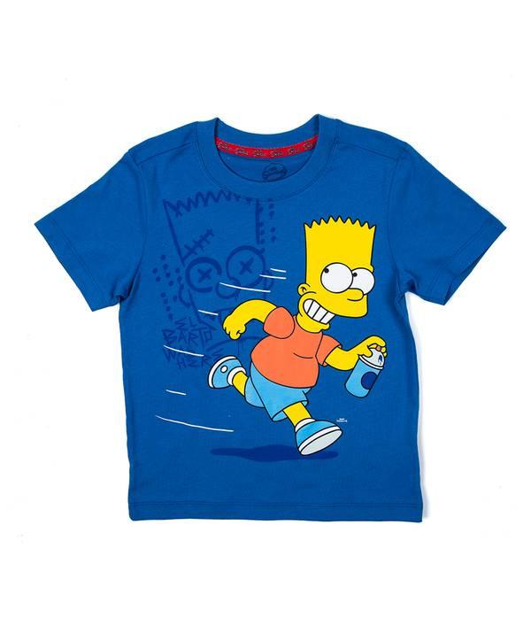 Camiseta Niño Simpsons