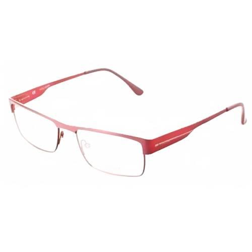 Gafas Oftálmicas Rojo-Transparente 8605-SBY