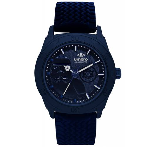 Reloj Azul/Azul - Umb-Sw05-2