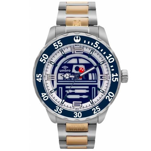 Reloj Plateado/Dorado - Umb-Sw03-5