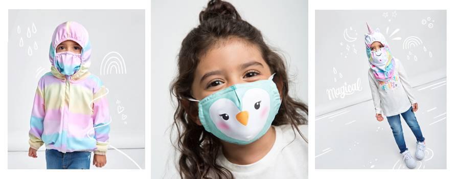 Banner Polito Te Protege Little Girl