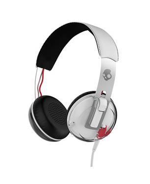 Audífonos Grind White/Black/Red Ttech Blanco Ht-472 Blanco - Skullcandy
