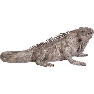 Objeto decorativo Iguana 135cm