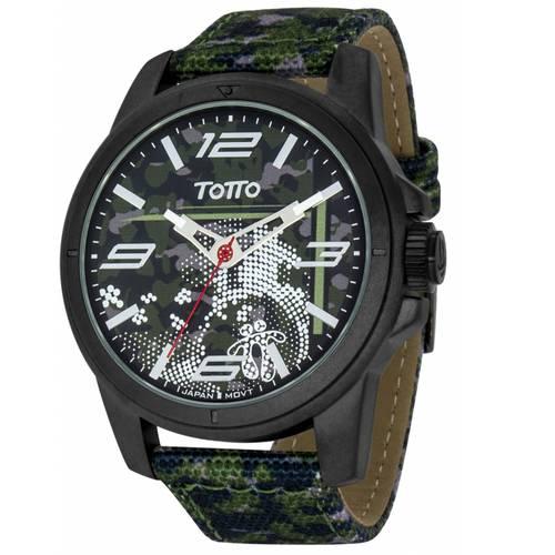 Reloj Negro/Verde - Tr008-3