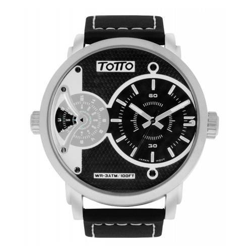 Reloj análogo negro-negro 03-1