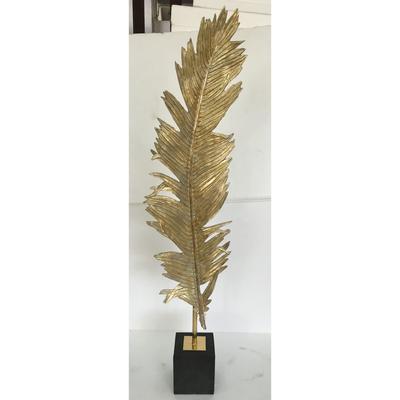 Objeto decorativo Feather 147cm