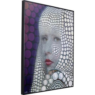 Cuadro 3D Pop Star 70x57cm