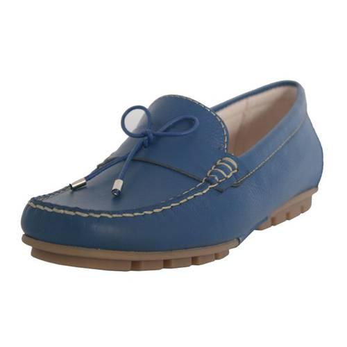 Zapato Tudor Azul