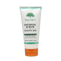 Tree Hut Oatmeal Scrub 6oz