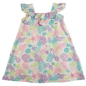 Vestido para bebe niña