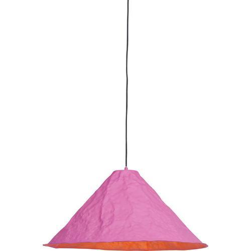 Lampara de techo Happy Day rosa