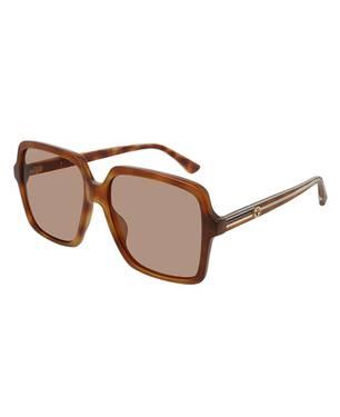 Gafas de sol havana-café -004