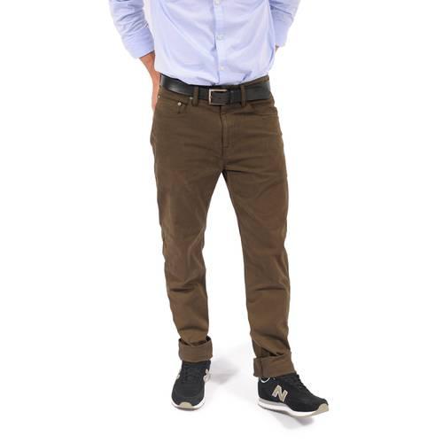 Pantalón Cleverlander Color Siete para Hombre- Verde