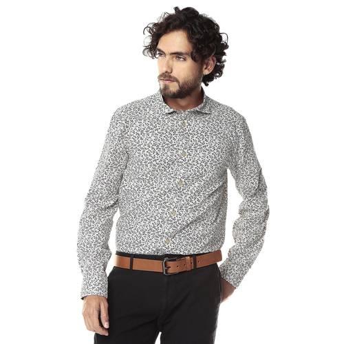 Camisa Manga Larga Murray para Hombre Color Siete