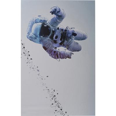 Cuadro Man in the Sky 80x120cm