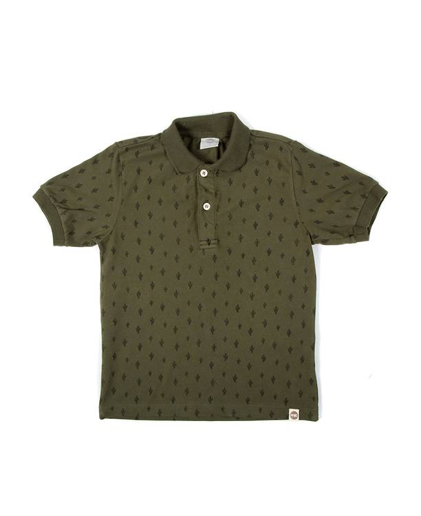 Camiseta Polo Niño mic