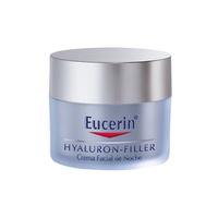 Eucerin Crema Facial Anti-Edad Hyaluron Filler De Noche  50 ml