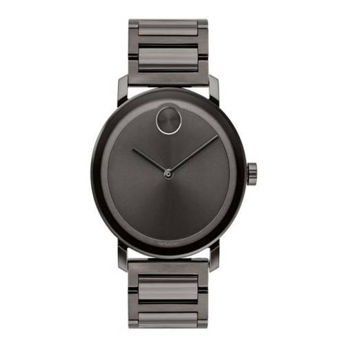 Reloj análogo gris-gris 0509
