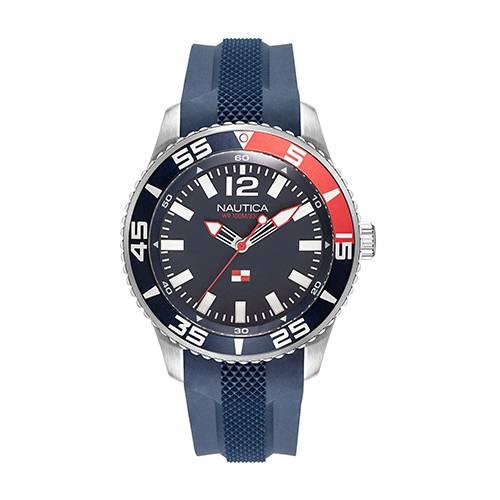 Reloj paciifc beach Azul - Plateado