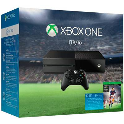 Xbox One 1TB + FIFA 16