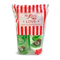 Kit Amor y Amistad Coconut Temptation