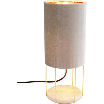 Lámpara mesa Cafeteria Lounge beige 40cm