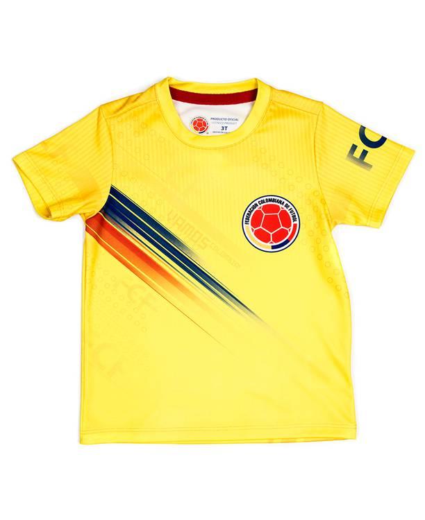 Camiseta Niño Selección Colombia