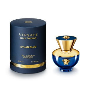 Perfume Mujer Versace Dylan Blue Por Femme EDP 50 ml