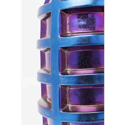 Vasija Grid azul 57cm