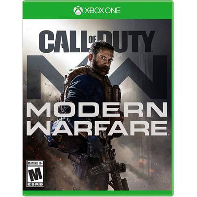 Call of Duty Modern Warfare MW - Xbox One