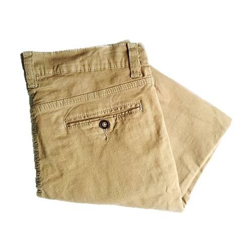 Pantalón En Dril Camel