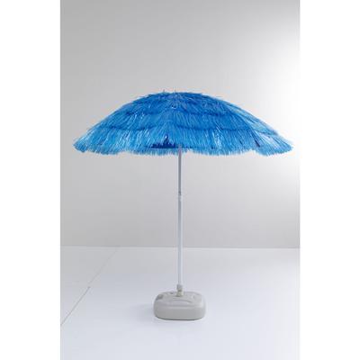 Sombrilla Hawaii azul