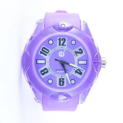 Reloj análogo violeta-violeta 9902