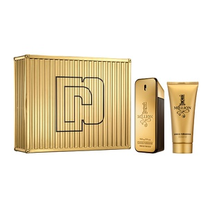 Set Paco Rabanne 1 Million 100ml + Shower Gel 100ml