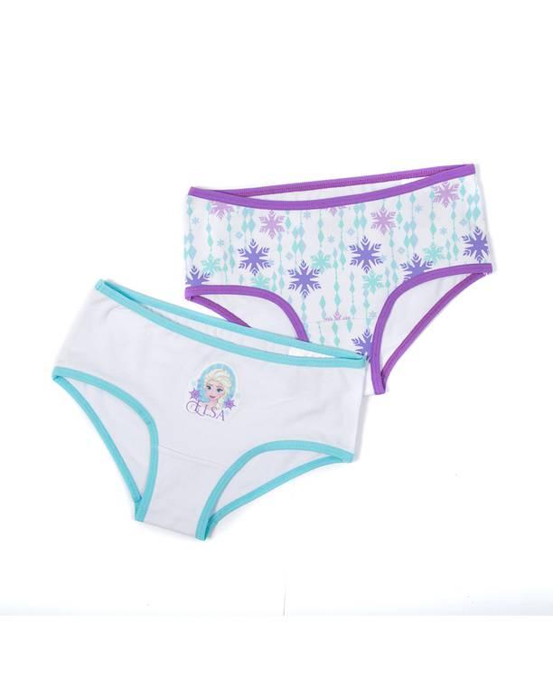 Panty Clásico X2 Niña Frozen