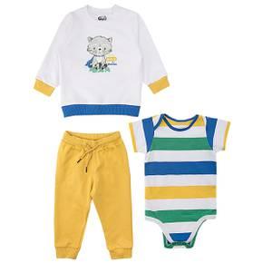 Set X3 para Baby Niño