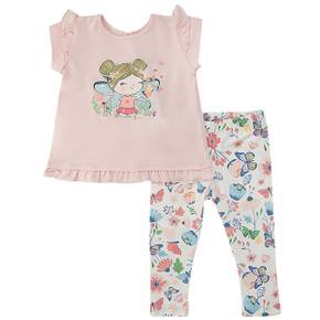 Conjunto Baby Girl Mountain