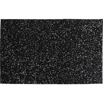 Alfombra Glorious negro 170x240cm