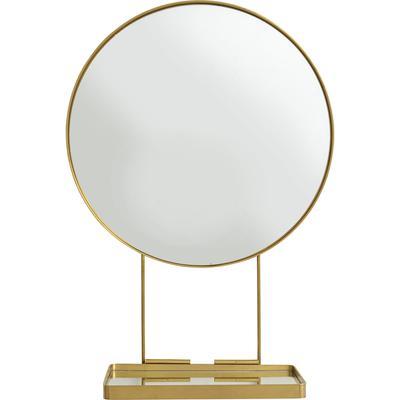 Espejo con bandeja Art Ø60cm