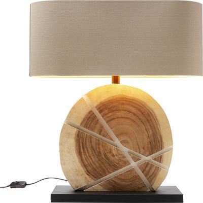 Lámpara mesa Geometrix blanco