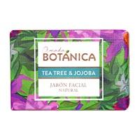 Jabón Amada Botánica Tea Tree & Jojoba Barra 120 g